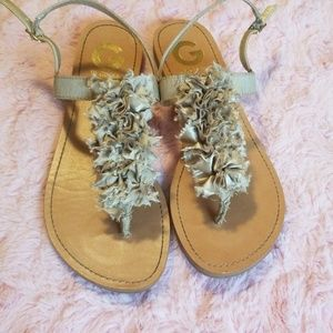 G by Guess Sandals 7.5